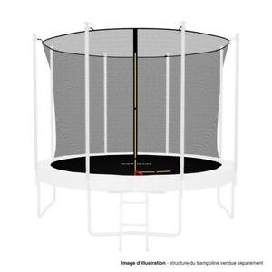 Filet intérieur de protection Universel pour trampoline - avec bouchons hauts de