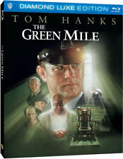 The Green Mile - DIAMOND LUXE EDITION - Blu ray ( 2 disc set ) ( NEW )