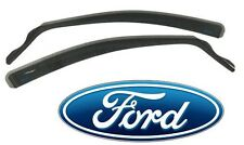 Genuine New Ford Focus 3dr 2008 - 2011 Dark Sport Air Deflectors - 1490766