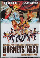 Nido de avispas (Hornets' Nest) (DVD Nuevo)
