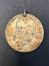 1931 Cyrus Hall McCormick Inventor of the Reaper Centennial Coin Pendant