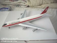 Inflight 200 Air Canada Boeing 747-100 in Old Color Diecast  Model 1:200