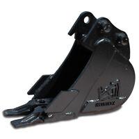 "6"" Rhinox Mini Digger / Excavator Bucket For JCB 8008 / Micro"