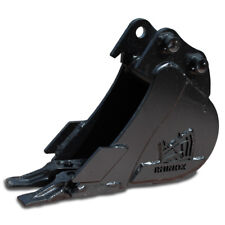 "6"" Rhinox Mini Digger / Excavator Bucket For Bobcat E08 / E10"