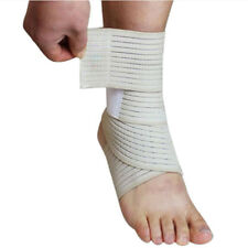 Ankle Foot Compression Support Strap Wrap Bandage Brace Gear Guard Protective