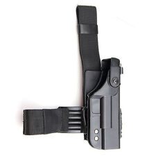 Quick-release Tactical Drop Leg Holster for Glock 17 18 19 22 23 26