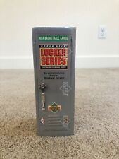 MICHAEL JORDAN 1991-92 UPPER DECK FACTORY SEALED LOCKER SERIES BOX #3