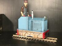 GN15 - Diesel critter - NEW - G-scale on 00 track uses a tenshodo spud