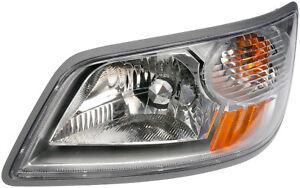 Headlight Left Driver's Side Dorman# 888-5760 Fits 06-14 Hino