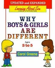 Why Boys and Girls Are Different (Learning About Sex)