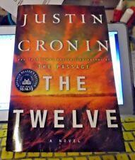 THE TWELVE  -   JUSTIN CRONIN  ARC 10/2012    THRILLER/HORROR   RARE