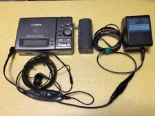 Sony Portable Mini Disc Recorder Digital Recording MD Walkman MZ-R3 Japan rare