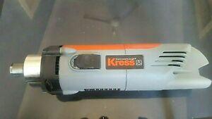 KRESS AMB 1050 FME-1  CNC-Spindel Fräsmotor TOP 1050W Incl. 6 Spannzangen OVP
