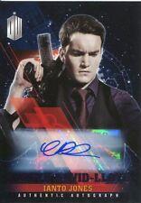 Doctor Who Timeless Purple Parallel [##/25] Autograph Card Gareth David Lloyd