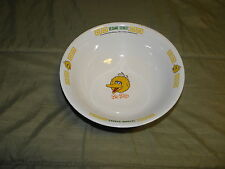 Sesame Street Ceramic Bowl Big Bird Large Capacity VGC