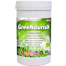 GreeNourish Organic Superfood Supplement Contains 35 Foods + High Dose Vitamin C