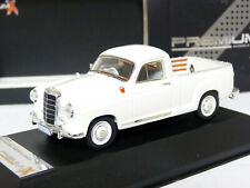 Premium X PR0208 1/43 1956 Mercedes-Benz 180D Bakkie Pickup W120 Resin Model Car