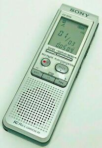 Sony ICD B500 Digital Voice Recorder with built in memory - Tested & Working