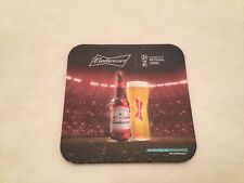 Budweiser Beermat Football World Cup Russia 2018