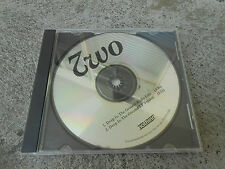 TWO-DEEP IN THE GROUND-TRENT REZNOR-ROB HALFORD-ADVANCE PROMO ONLY CD SINGLE-LN