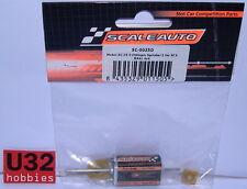 SCALEAUTO SC-0025D MOTOR SC-25 SPRINTER 2 21500rpm 300gr xcm 4x4 PARA SCALEXTRIC