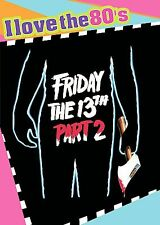 Friday the 13th - Part 2 (DVD, 2008, I Love the 80s Widescreen)