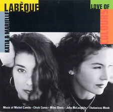 Love of Colours by Katia & Marielle Labeque (Piano) (CD, 1991 Sony) Like New!
