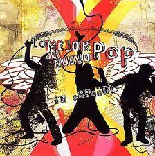 VARIOUS ARTISTS - LO MEJOR DEL NUEVO POP EN ESPA¤OL (NEW CD)