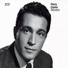 Perry Como - Wanted   *** BRAND NEW 2CD SET ***