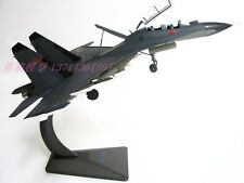 Chinese special 47 cm f-16 fighter jet model 1-48 Grey (L)