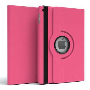 Pour Apple IPAD Mini 1 2 3 Housse de Protection Tablette Sac 360° Coque Rose