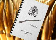 SPRINGFIELD ARMORY Model 1903 .30 Cal Rifle 75 Pg Owners Manual 1911 revision