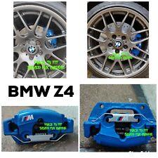 BMW Z4 M Sport Brake Calliper Styling Decal Stickers E85