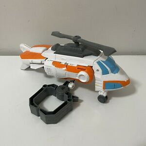 """Playskool Heroes Transformers Rescue Bots Copter Crane Blades FREE SHIP 11"""""""