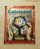 Panini 1 Tüte Calciatori Figurine 2017 2018 Bustina Packet Sobre Pochette 17 18