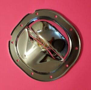 """8.8"""" Ford Chrome Differential Cover YP C1-F8.8"""