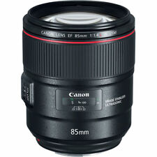 Canon EF 85mm F/1.4I IS Lens