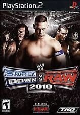 WWE Smackdown vs. Raw 2010, (PS2)