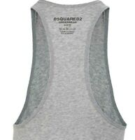 Dsquared² Icon Underwear Unterwäsche Cotton Tanktop Shirt T-Shirt Tank-Top L