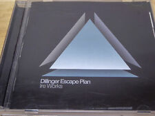 DILLINGER ESCAPE PLAN * Ire Works * VG++ (CD)