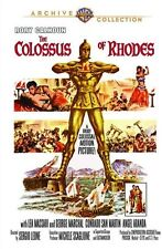 THE COLOSSUS OF RHODES (1961 Rory Calhoun) Region Free DVD - Sealed