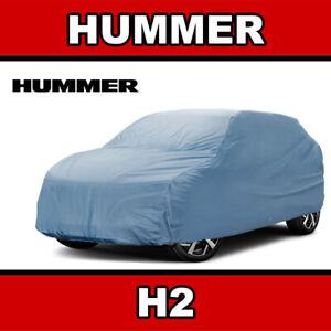 Fits. [HUMMER H2] SUV CAR COVER ☑️ 100% Waterproof ☑️ Full Warranty ✔CUSTOM✔FIT