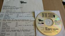 In The Studio Yes 'Fragile' 1 cd M&I radio show 1/13/97 #447