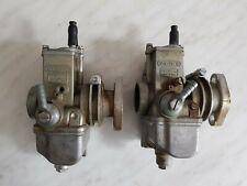 Carburatori epoca Dell'Orto VHB 29 C (d+s) Guzzi v7 850 GT 850 California.