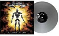 U.D.O. - DOMINATOR (180 GR.SILVER VINYL)   VINYL LP NEW+