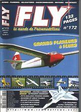 FLY N°172 GRANDS PLANEURS A FEURS / SKYRAIDER LINDINGER / PITTS BULLDOG PHOENIX
