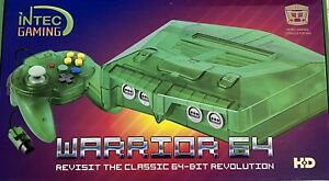HDMI Nintendo 64 Console Warrior 64 With Controller HD