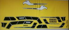 YAMAHA  RD125LC KENNY ROBERTS  MODELS  FULL PAINTWORK DECAL KIT