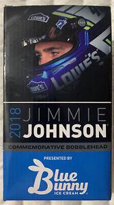 Jimmie Johnson Commemorative Bobblehead Texas Motor Speedway2018 New Retail Box