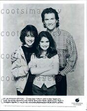 1994 Anthony T Quinn Patricia Heaton G Hoffman Someone Like Me TV Press Photo